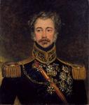 Duque de Saldanha com Torre e Espada