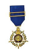 Medalha de Cavaleiro / Dama