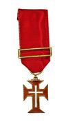 Medalha de Cavaleiro/Dama