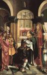 """Investidura do 1.º Mestre da Ordem de Sant""""Iago"""