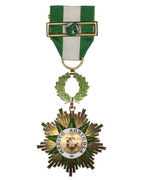 Medalha de Oficial