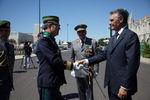 Presidente Cavaco Silva condecora Coronel Dias Rosa